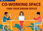 Best coworking office space in noida