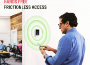 Looking for the card based access control system
