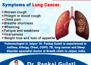 Find the best pulmonologist in jaipur