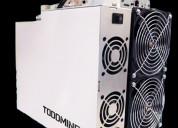 Buy high-performance crypto miner todek toddminer