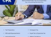 Certified public accountants near you