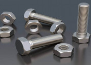 Buy high quality inconel bolt, nuts fasteners