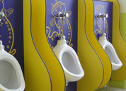 Toilet partitions suppliers in gurgaon