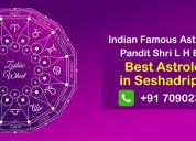 Best astrologer in seshadripuram | famous & top as