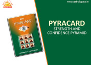 Pyracard - strength and confidence pyramid