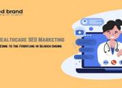 Best healthcare seo marketing | medibrandox