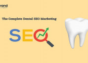 Best seo marketing company for dentists and dental