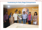 Fundraising for early stage entrepreneurs
