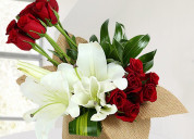 Flower delivery services in bangalore - oyegifts