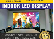 Techon-led sign boards,glow sign boards and covid