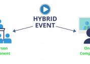 Hybrid event provider