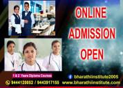 Bharathi institute of hotel management