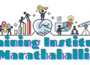 Best software training institute in marathahalli