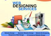Website design pricing, web development packages