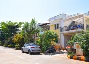 Luxury villa in bangalore sarjapur village