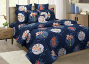 Order fitted bed sheets from wooden street