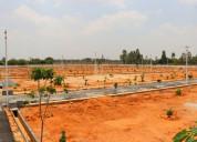 Mpa approved open plots near malur karnataka