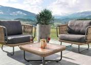 Buy luxurious outdoor furniture