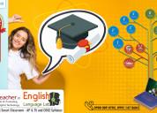 Digital language lab in hyderabad, india   english
