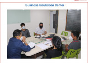 Business incubation center
