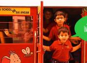 Best nursery school in odisha – sai angan