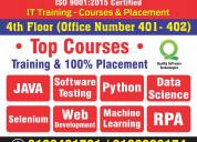 Top selenium and python java courses in mumbai in