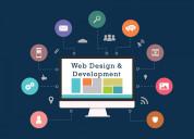 Services: website development, digital marketing  