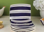 Get amazing ceramic dinner plates online in chenna