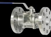 Ball valve manufacturer & supplier in india