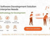 Custom software development company in bangalore,i