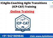Enterprise agile coach (icp-cat) certification