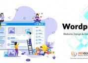 Best wordpress website development company in ban