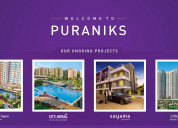 1 & 2 bhk flats for sale in thane west | grand cen