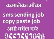 Ghar baithe mobile data entry work