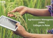 Agribusiness management (abm) pgdm colleges