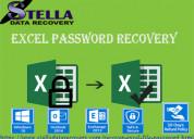 Unlock excel password