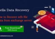 Exchange edb to pst migration software