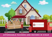 Affordable packers and movers in hisar