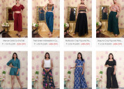 Shop co-ord sets for ladies in indore