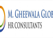 Best international job consultants mumbai, india