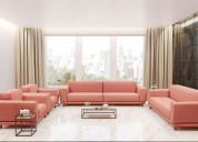 Heveza furniture home furniture turnkey project in