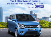 Wagon r price in hyderabad