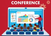 Hybrid conference platform