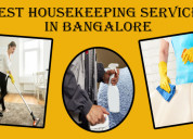 Best housekeeping services in bangalore   maid ser