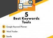 5 best free keyword research tools   every digital