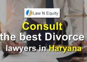 Best divorce lawyer in haryana