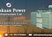 Dc rectifier transformer manufacturer in india