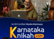 Karnataka muslim matrimony