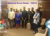 The perfect scrum certification online
