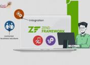 Php zend development company india